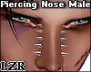 Piercing Nose Male 2