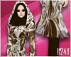 24: Brown Plain Hijab
