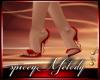Ruby Romance Heels