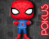 Xmas Spiderman Funko