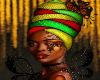 Rasta Butrfly Queen ART