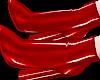 B! Devil Red Heels 4 PVC