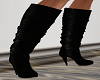 Cool Black Leather Boots