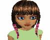 brown zelda hair