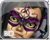 *Purple Masquerade Mask*