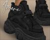 $ Glitter Sneakers
