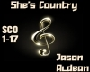 -She's Country-