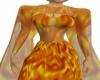 fire element dress