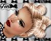 Pallskie Blonde Bow Hair
