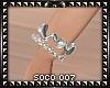 Geo Silver Bracelets