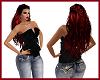 Wynnie- Reddish Black