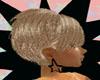 *SVN* Black star earring