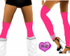 Pink Socks/Stockings
