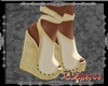 [DS] Spirit Wedges Creme