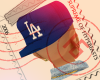 BW LA Dodgers Snapback