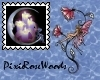 Candle Moon Stamp