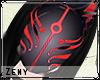 Kitsune mask Blk