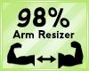 Arm Scaler 98%