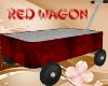 *B* RED BABY WAGON