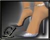 ~L~Silver Dream Heels