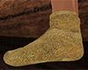 New Year Socks Gold (F)