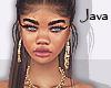 J | Kamala brunette