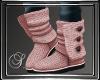 (SL) Aha Pink Boots