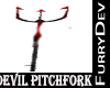 DEVIL PITCHFORK