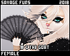 . Roe | fur skin