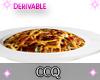 [C] Plate of Food- Pasta