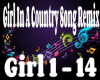 Girl Country Song  Remix