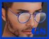 """GS"" ASTERI BLUE GLASSES"