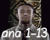 Anaconda-Leo M Cover