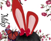 bunnygirl ears red 1