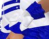 *Ney* Blue & White Wrist