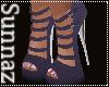 (S1)White/Purple Heel
