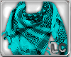 !LC™ Plo Scarf- Blue