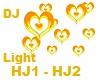 .S. DJ Heart Light 3