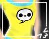 :D Yellow t-shirt