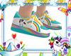 Unicorn Slippers Kids