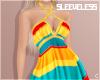 !© Vibrant Dress II