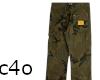 C4O | SS21 Camo Jeans