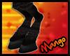 -DM- Buckskin Legs M