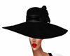 Black Elegant Hat