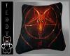 Baphomet Pillow