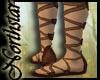 ~NS~ Medieval sandals