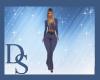 Indigo Dress Slacks