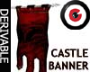 Dragon Castle Banner