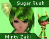 Minty Zaki Hairstyle
