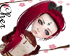 *C*shadette doll red